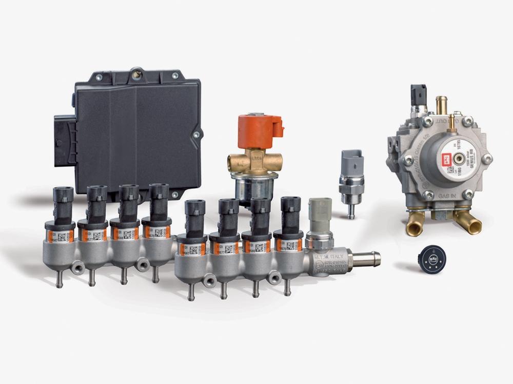 Drive GPL GPL BRC CABLAGGIO 4-cilindri Plug